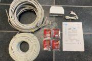 Antenne forstærker + kabel