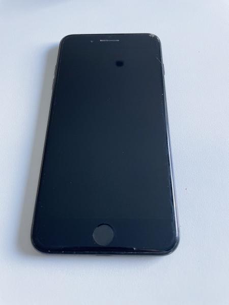 Iphone 7 plus, Jet Black 256gb