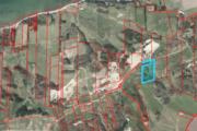 Landbrugsjord på Fur
