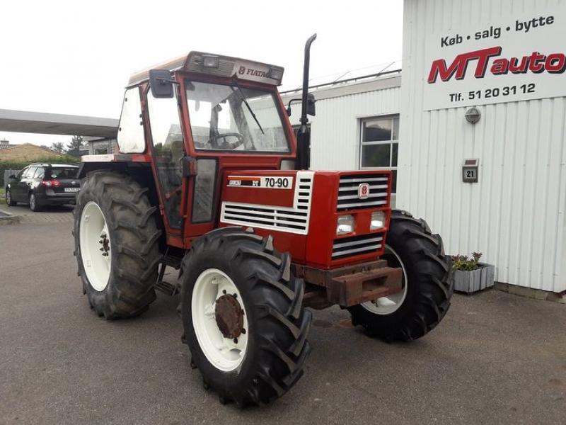 Traktor købes