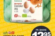 Danske økologiske æg