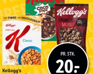 Kellogg's morgenmad