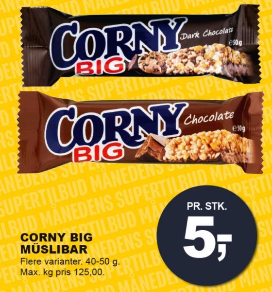 Corny Big Müslibar