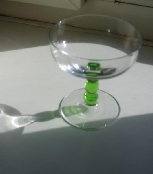 Meget smuk coktail glas