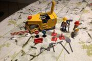 Playmobil vejarbejdere