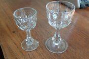 2 Derby holmegaard glas