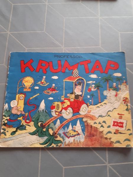 Krumtap