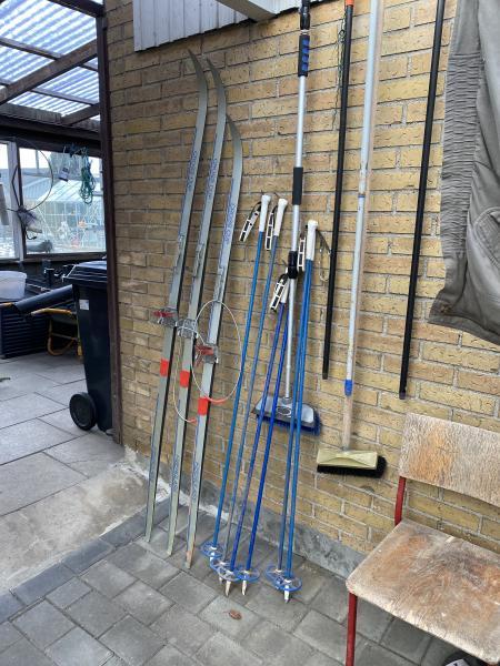 3 par ski