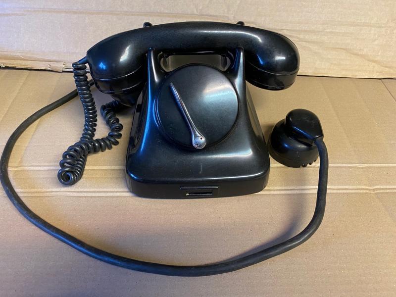 Retro Kirk Bordtelefon