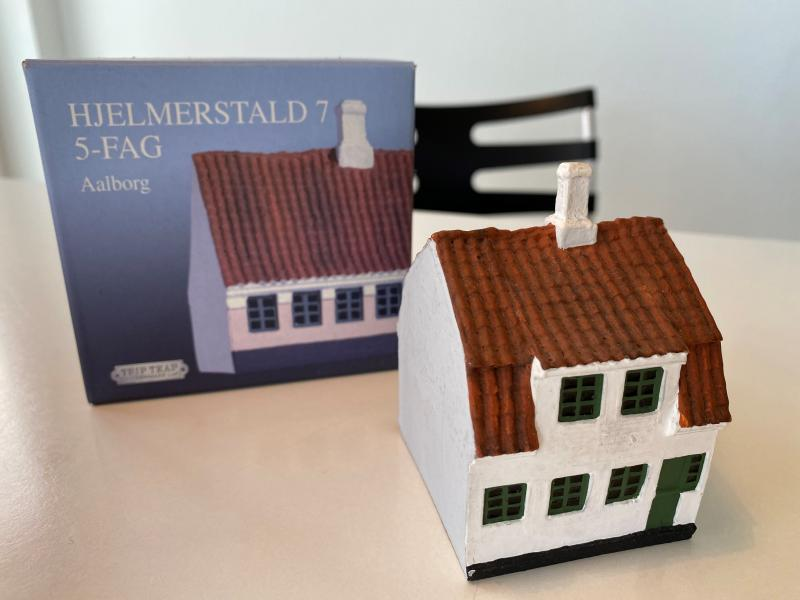 Trip Trap huse – Hjelmerstald