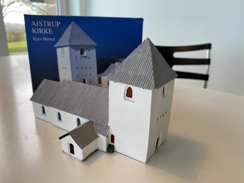 Trip Trap huse – Ajstrup Kirke