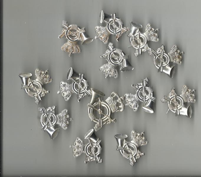 Postens gamle sølvknapper og