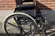 Kørestol + rollator