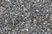 Mørke granitsten