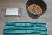 Hvedekerneposer til micro ovn