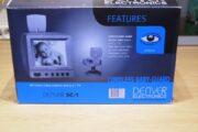 babyalarm med videoovervågning