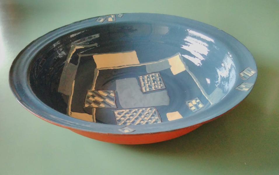 Unika Keramikskål
