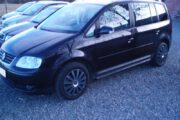 vw tourran 2.0 tdi van