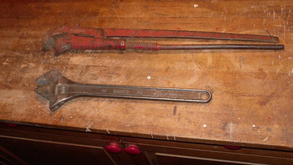 Bahco Håndværktøj