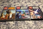 Lego star Wars dvd film