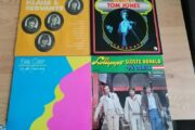 Gamle LP-ere lot. 02