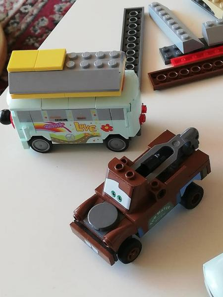 Cars lego