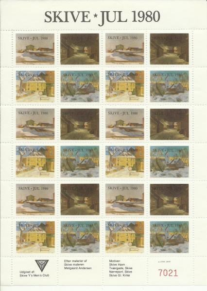 Skive jul 1979 til 1988