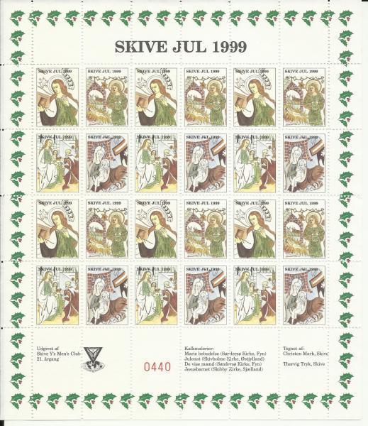 Skive jul 1989 til 2000