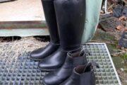 Ridestøvler str 32