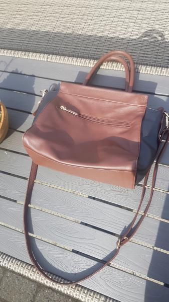 Læder dametaske Belsac