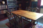 Plankebord til herreværelset