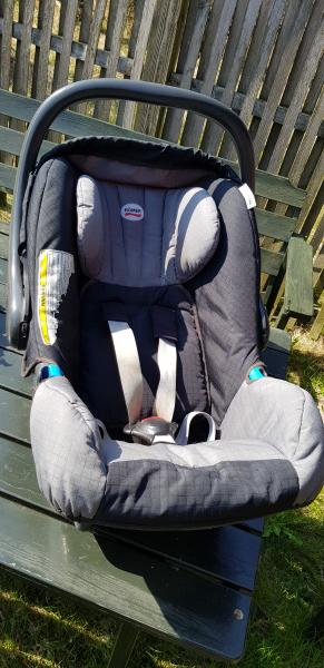 Baby Autostol 0-13 kg.