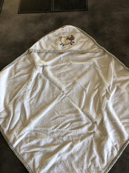 Forskellige håndklæder til bør