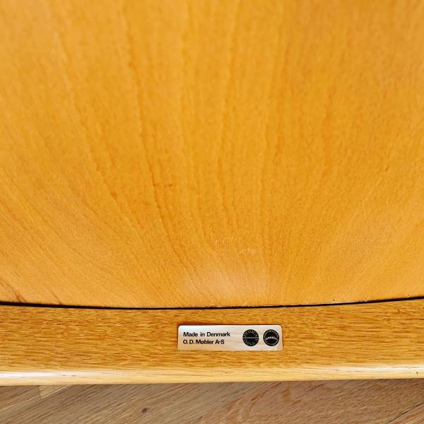 Lænestol fra O.D. Møbler