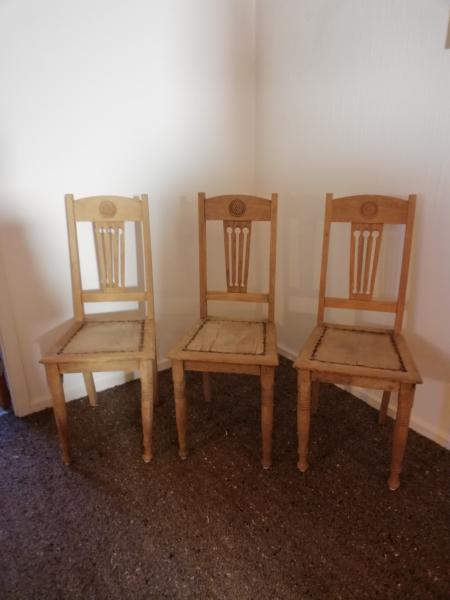 Ældre stole
