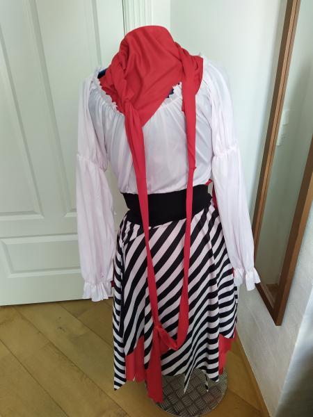 Pirat kjole