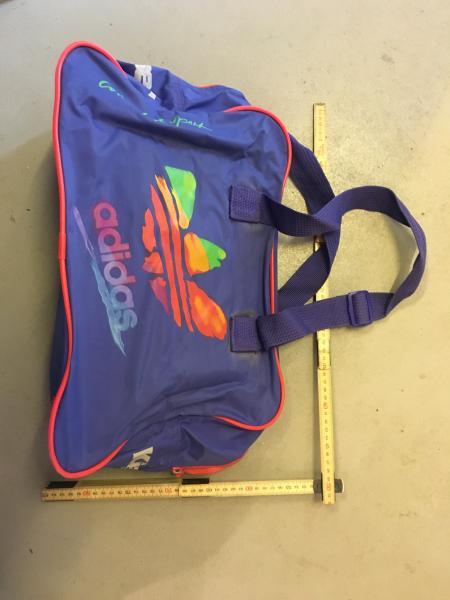 Retro Adidas sportstaske