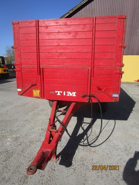 Tipvogn Tim 7,5 T LT