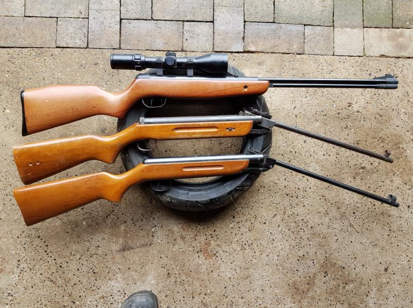 4.5mm Gamo, Slavia og Kinabøs
