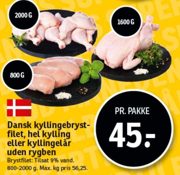 Dansk kylling