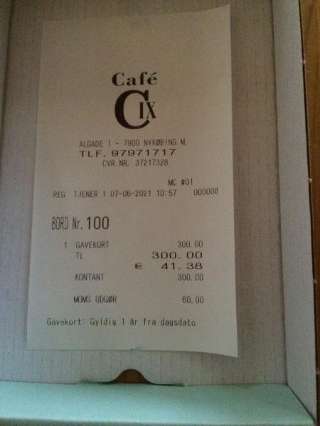 Cafe besøg