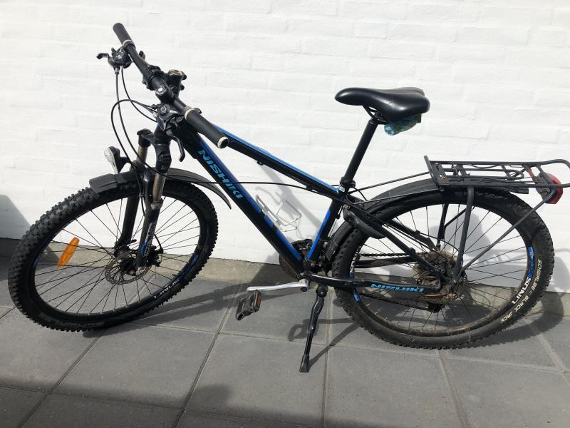 Nishiki drenge cykel