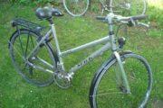 MBK Cykel Alu. SV-16 Silver