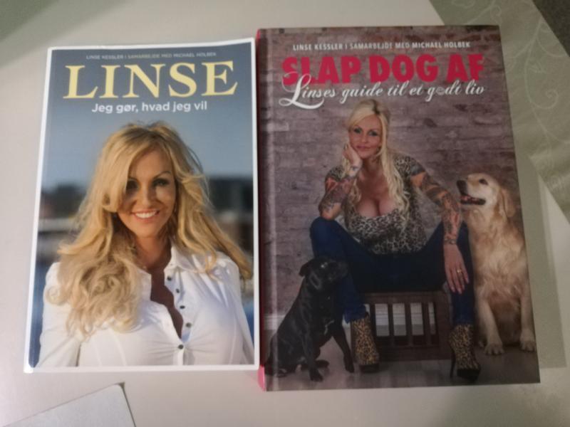 Bøger med Linse Kessler