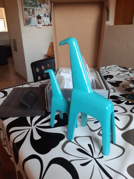 Giraf Aqua sæt af 2 stk.