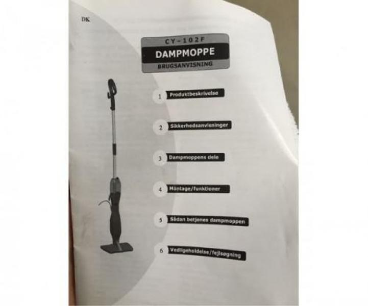 Dampmoppe