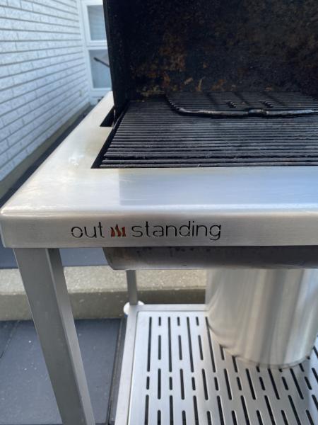 Out Standing udekøkken