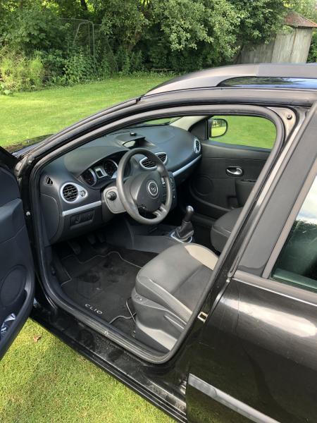 Renault Clio III. Diesel