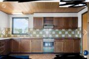 Massiv køkken