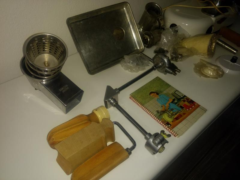 Ballerup Master mixer